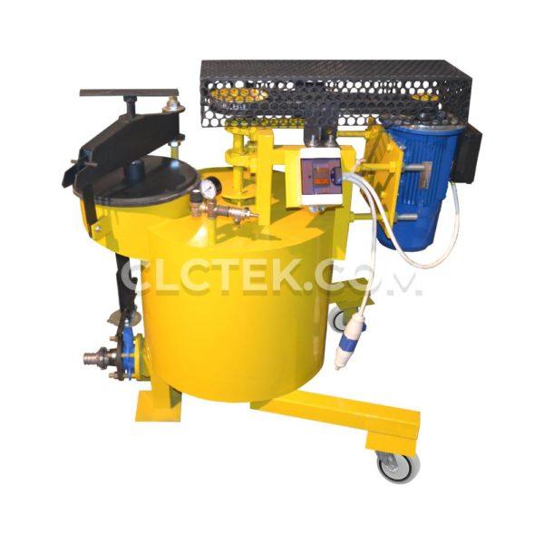 BAS130 foam concrete machine