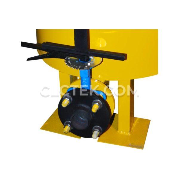 Foam concrete machine bas130