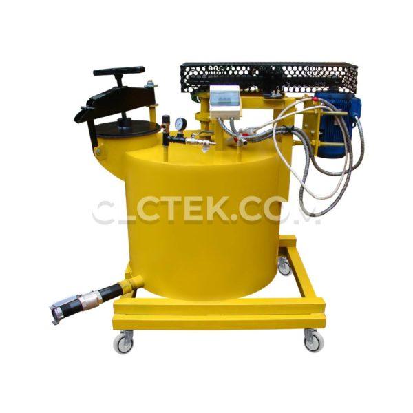 BAS250 foam concrete machine