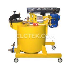 BAS350 foam concrete machine