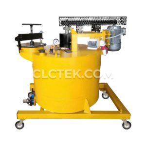 BAS500 foam concrete machine