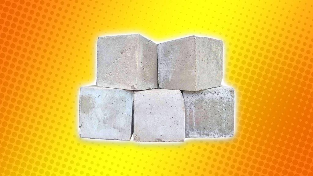 How to manufacture foam concrete blocks