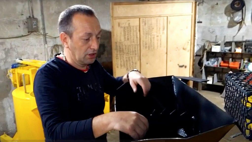 Pack cutter